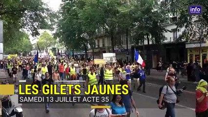 Acte 35 Gilets jaunes : pas de vacances pour les Gilets jaunes