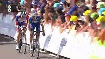 Tour de France : Thomas De Gendt gagne à Saint-Etienne, Julian Alaphilippe récupère le maillot jaune