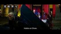 Hobbs & Shaw - Fast & Furious - Dwayne Johnson en Jason Statham