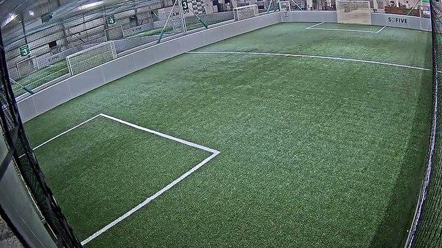 07/13/2019 21:00:01 - Sofive Soccer Centers Rockville - Santiago Bernabeu