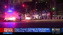 Panne d'électricité géante cette nuit au centre de New York:: retour progressif à la normale