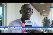 RTG/Séminaire de formation de la Fondation sur les traitements non-opératoires des fractures organisé par La Fondation Ao Alliance à Libreville