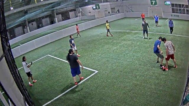 07/13/2019 22:00:01 - Sofive Soccer Centers Rockville - Camp Nou