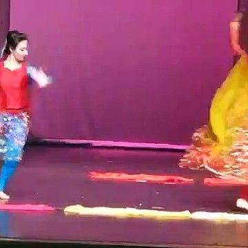 Manpreet toor naina batra dancing