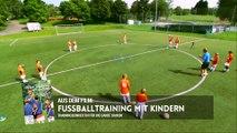 Playmobil Fussball Deutsch Fussballtraining Torschuss Mit Der