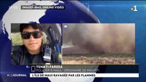 Incendie à Maui, Hawaii : un Polynésien témoigne.