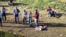 Barajda kaybolan 3 çocuk için bekleyiş sürüyor