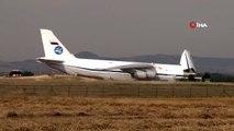 "MSB: ""Beşinci uçak Mürted Hava Meydanı'na indi"""