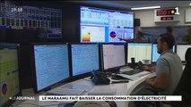 EDT enregistre une baisse de la consommation électrique