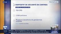 Défilé, feu d'artifice, demi-finale de la CAN... Un important dispositif de sécurité encadre les Champs-Élysées pour ce 14-Juillet