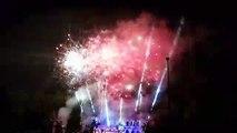 Sarreguemines : le final du feu d'artifice du 13 juillet