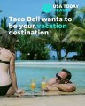 Taco Bell hotel is a real thing and it could be your next vacation destination