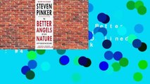 Full E-book  The Better Angels of Our Nature: Why Violence Has Declined  Best Sellers Rank : #4