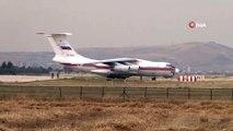 S-400'ler İçin Altıncı Uçak İndi