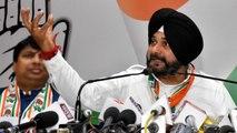 Navjot Singh Sidhu दिया मंत्री पद से इस्तीफा, ऐसे किया ख़ुलासा
