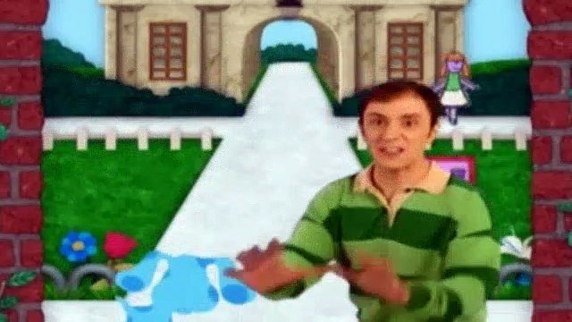 Blues Clues Season 4 Episode 25 - Steve Goes To College