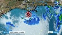 La tempête Barry frappe de plein fouet la Louisiane