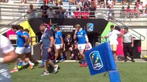 REPLAY DAY 2 QF - RUGBY EUROPE MENS SEVENS OLYMPIC QUALIFIER - COLOMIERS 2019 (13)
