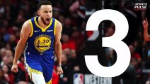Warriors on the verge of sweeping Trail Blazers