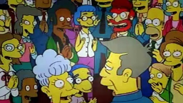 The Simpsons Season 9 Episode 2 The Principal and the Pauper
