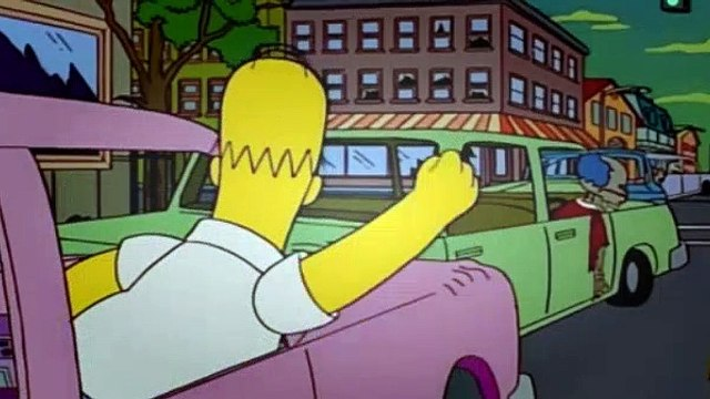 The Simpsons Season 9 Episode 5 Treehouse of Horror VIII