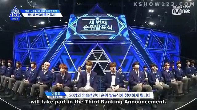 Produce X 101 Episode 2 Engsub Part 1 Watch Free Online