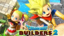 Dragon Quest Builders 2 #1 — If You Didn't Like MineCraft {Switch} Walkthrough part 1