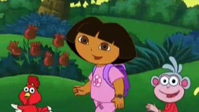 Dora the Explorer Season 3 Episode 23 - Louder