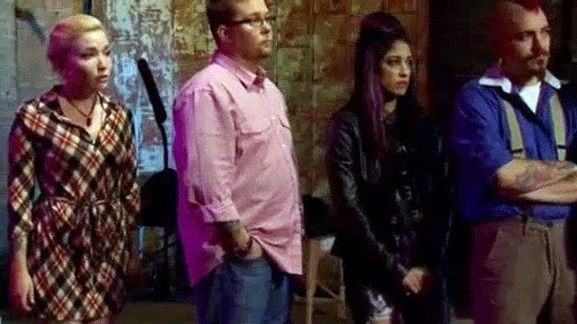 Ink Master Season 4 Episode 2 Bug Out