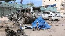 Mueren asesinadas 26 personas en un ataque terrorista contra un hotel en Somalia