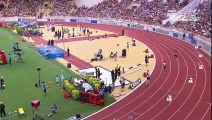 Athletics - Diamond League - Jonathan Jones mistakenly runs full 400 meter race in Monaco