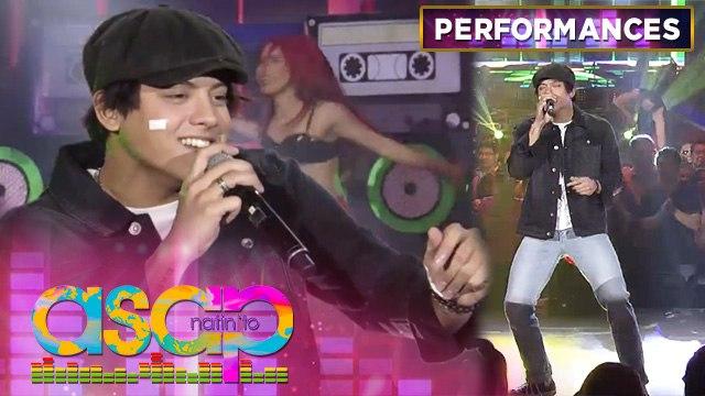 Daniel Padilla performs 90s hit song, 'Yugyugan Na' | ASAP Natin 'To