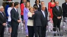 France : Défilé du 14-juillet sous le signe de la coopération militaire européenne
