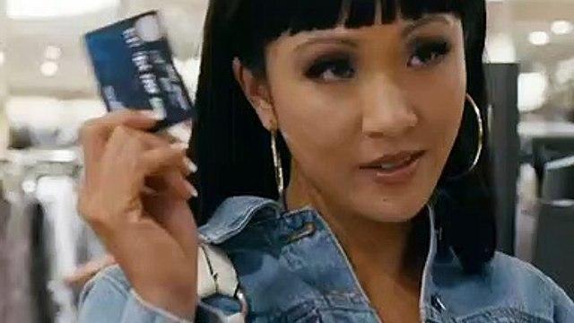 Hustlers Movie - Constance Wu