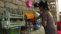 Befreite Jesidinnen müssen ihre IS-Kinder zurücklassen
