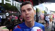 """Tour de France 2019 - Warren Barguil en rigole quand on lui dit qu'il est """"discret"""" depuis le début de ce Tour de France 2019"""