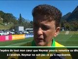 "PSG - Bebeto : ""Neymar doit remettre sa tête à l'endroit"""