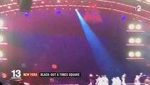 Le concert de Jennifer Lopez stoppé d'un coup hier soir à New York à cause de la panne d'électricité géante - Le public présent dans la salle évacué