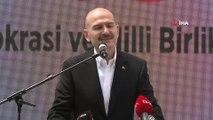 Bakan Soylu 15 Temmuz Şehitlerinin Yakınlarıyla Bir Araya Geldi