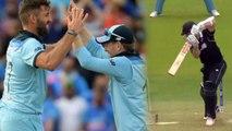World Cup 2019 Final ENG vs NZ: Kane Williamson departs for 30, Laim Plunkett strikes|वनइंडिया हिंदी