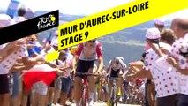 Mur d'Aurec-sur-Loire - Étape 9 / Stage 9 - Tour de France 2019
