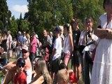 Le 14 juillet sur le Pâquier à Annecy