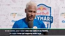 """PSG - Neymar: """"Je ne suis pas un super-héros"""""""