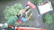États-Unis : la tempête Barry a touché les côtes de la Louisiane