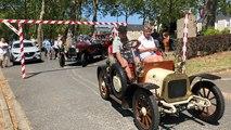 Les belles mécaniques d'avant guerre s'exposent au port Luneau