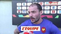 Bouhraoua «Un scénario fou» - Rugby à 7 - TQH (H) - Bleus