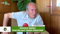 """Mustafa Denizli: """"Türkiye'de yerli oyuncu kuralı var"""""""