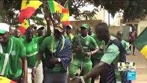 CAN-2019 : Sénégal - Tunisie, les supporters des Lions chassent le mauvais sort