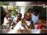 कंप्यूटर बाबा ने पीएम मोदी पर साधा निशाना, कहा- राम मंदिर का करें निर्माण, अब कोई बहाना नहीं चलेगा -Computer Baba Target on PM narendra Modi, said- Construction of Ram temple, no excuse will now