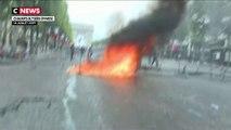 14 Juillet: journée contrastée sur les Champs-Élysées